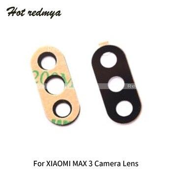 Стеклянный объектив задней камеры для Xiaomi Redmi 5 6 6A plus pro/S2/Y2 /Note 4 5 6/Mi A1 A2 lite 8 SE/Mi mix 2S/Mi Max 3, объектив камеры