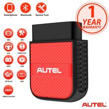 Autel MaxiAP AP200C Bluetooth OBD2 סורק, אלחוטי קוד קורא + 8 חם שירותי ABS לדמם אבחון כלי OBD2 רכב תיקון כלי