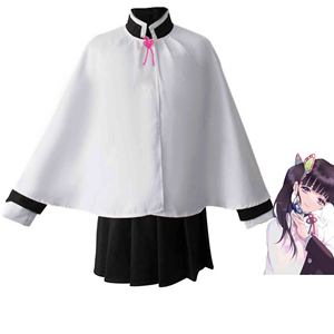 Image 2 - Anime Costume Demon Slayer Cosplay Tanjirou Kamado Cosplay Costume Kimetsu no Yaiba Men Kimono Costume Halloween