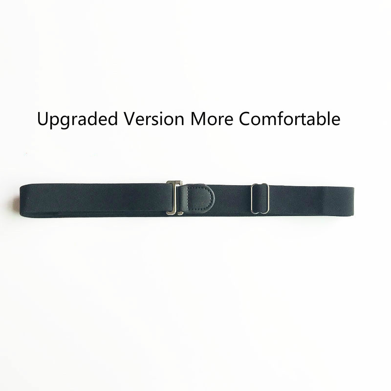120cm Shirt Holder Adjustable Near Shirt Stay Best Tuck It Belt For Women Men Work Interview