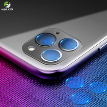 2Sets Tempered Glass For iPhone 11 Pro Max Back Camera Protective Glass Phone Lens Screen Protector Film For iPhone 11 2019 Film 0 3mm protective tempered glass back film protector for iphone 5 purple white