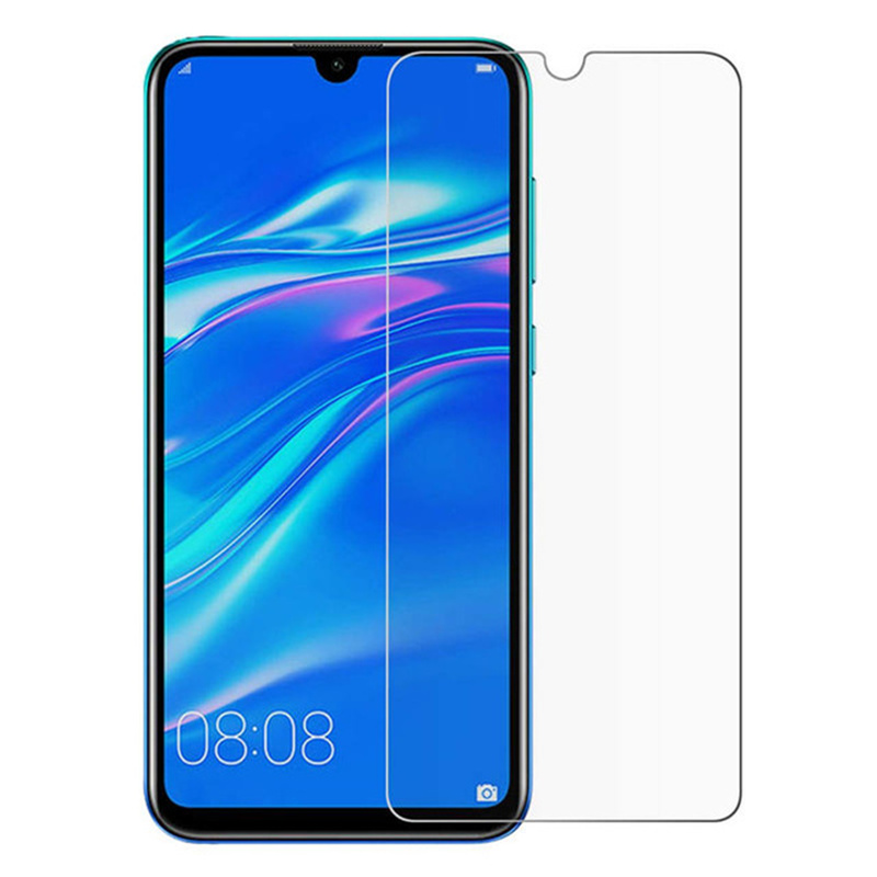 New 2pcs Tempered Glass for <font><b>Huawei</b></font> Honor 10i 8A 10 Lite 8C 8X Play P20 P30 Pro <font><b>P</b></font> <font><b>Smart</b></font> <font><b>2019</b></font> Protective Film Screen Protector image