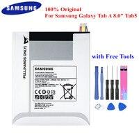 Originele Tablet Batterij EB-BT355ABE voor Samsung Galaxy Tab EEN 8.0 GALAXY Tab5 SM-T355 T355C T350 P350 P355C P355M T357W 4200mAh