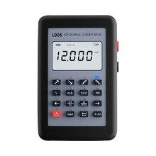 Nova fonte de gerador de sinal atual do calibrador do processo de lb06 hart modbus 4 2020ma/0 10 10v