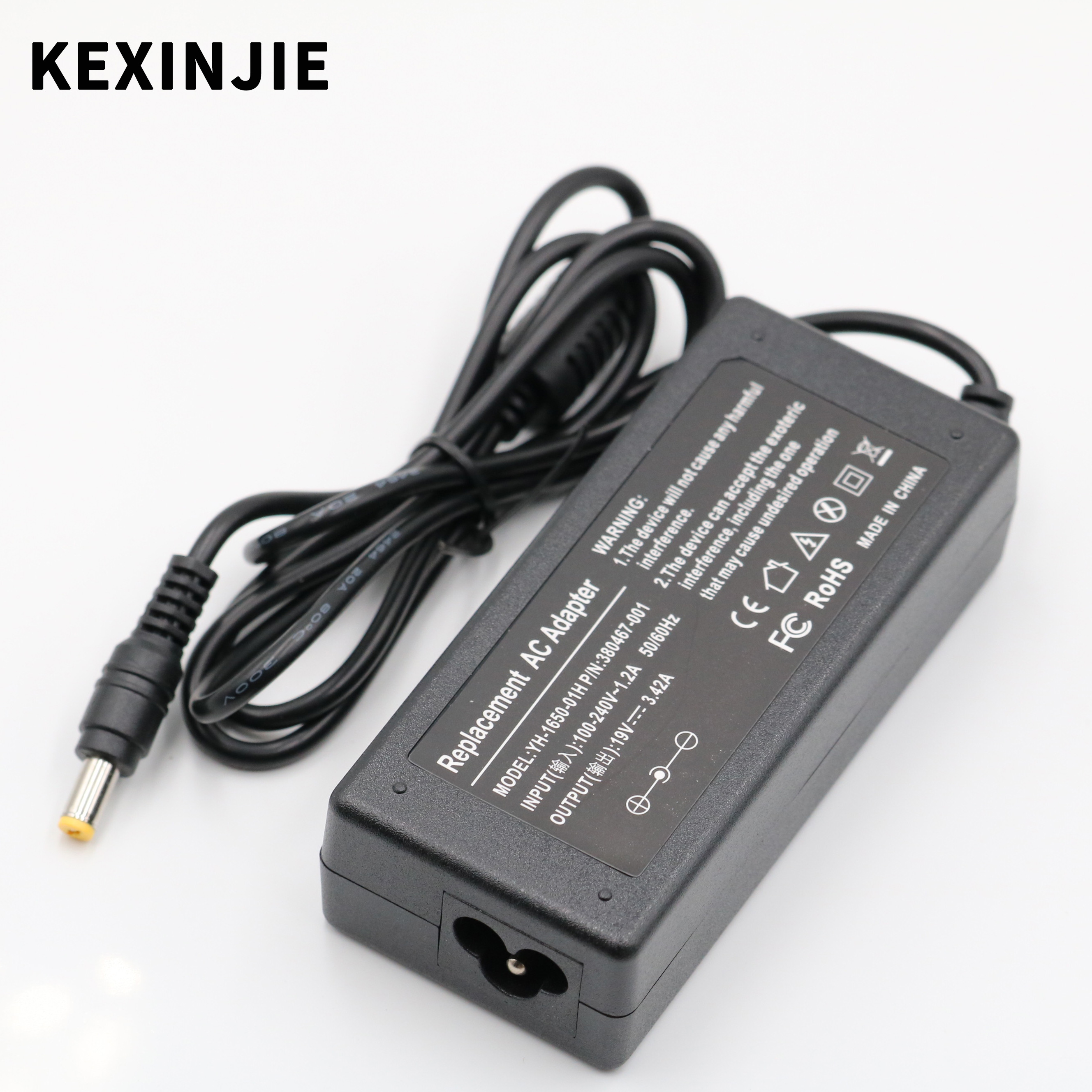 Notebook Computer Charger Replacements Laptop Adapter 19V 3.42A 65W AC Fit For Acer Power Supply Adapter Charger Replacements