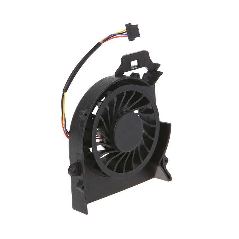 مبرد كمبيوتر محمول وحدة المعالجة المركزية مروحة تبريد ل جناح HP DV6 DV6-6000 DV6-6050 DV6-6090 10166