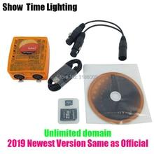 Promotion sale Sunlite Suite2 FC DMX-USD Controller same as 2019 official version LED Lights Stage Lighting control software