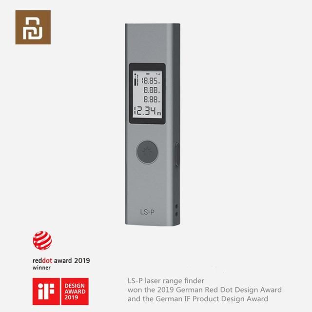 DUKA LS 1/LS P Rechargeable Intelligent Digital Laser Rangefinder For Hunting Golf Laser Range finder 25/40m