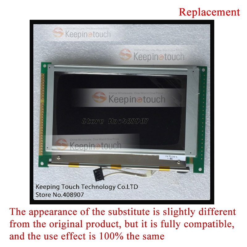 """LCD Display Screen Panel For 5.7/"""" Compatible EDT 20-20440-3 EW50114NCW"""