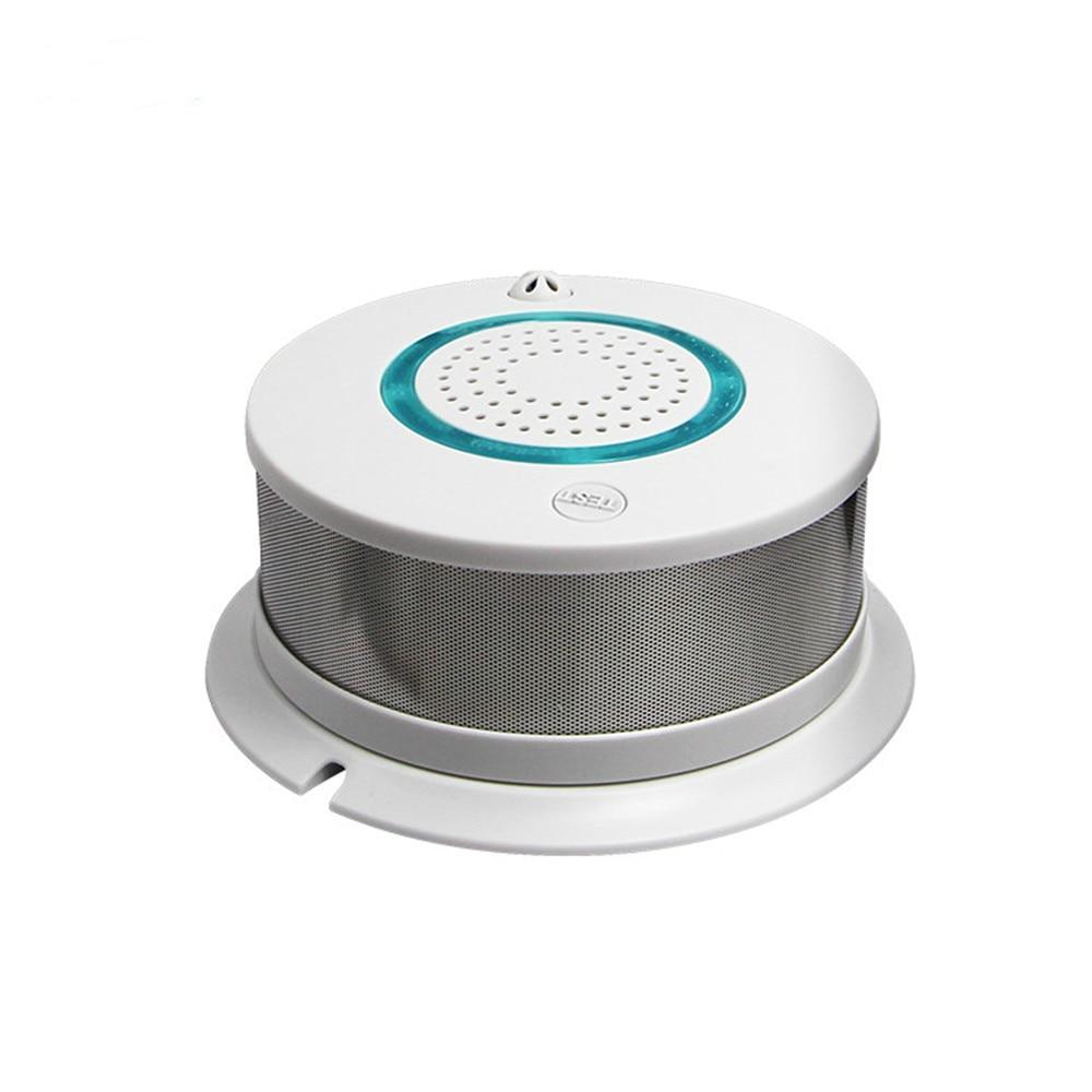 Original  Independent Alarm Smoke Fire Sensitive SIM Card SMS Alarm Smoke Detector For House/Home Security
