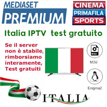 Italy IPTV Subscription UK Italia Germany Italian xxx IPTV Italy for M3U Android Enigma2 Linux Smart TV No APP Include best italian super iptv subscription for italy portugal uk germany spain albania support m3u mag250 android smart tv box enigma2