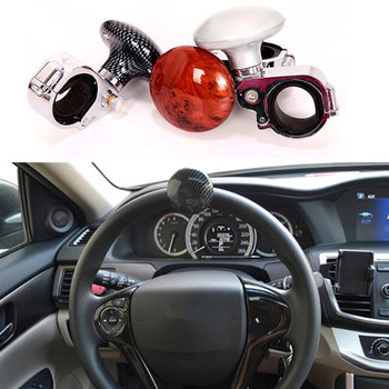 Coche Universal de bola con volante elevador de potencia auxiliar para Volkswagen VW Golf 4 6 7 GTI Tiguan Passat B5 B6 B7 CC