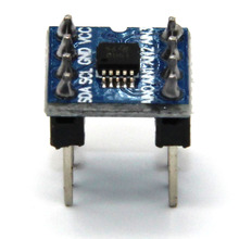 лучшая цена 1pcs/lot ADS1115 Module 16 Bit AD Module 4 Channel Data Acquisition Module