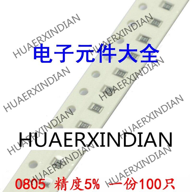 100PCS 5% 0805 150R 150ohm In Stock