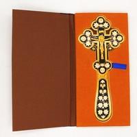 T عبر الديكور الأرثوذكسية الصليب الدينية