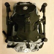 Personalizar bolsa de ombro portátil mochila de viagem para dji inspirar 1 2 zangão fpv rc quadcopter preto laranja azul