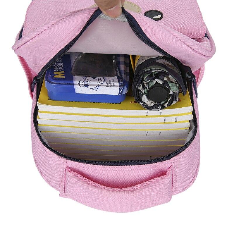2019 New Style Cartoon Cute Children's Bags Kindergarten Taipan Student Backpack Bag