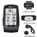Meilan M1 GPS навигация велосипед компьютер Bluetooth Спидометр подключение с Cadence/HR монитор (не включает)