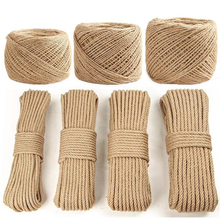 New DIY Sisal Rope Cat Tree Scratching Post Toy Cat Climbing Frame Replacement Rope Desk Legs Binding Rope For Cat Sharpen Claw cat tree with sisal scratching post 95 cm