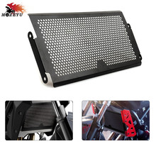 Motorcycle Radiator Grille Guards Cover Protection Oil Cooler Guard for Yamaha MT-07 MT07 FZ07 FZ-07 XSR700 2014-2016