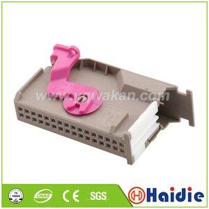 Бесплатная доставка 1 компл. 32pin авто инструмент приборной панели адаптер синий авто провода жгут разъем