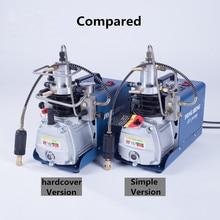 Электрический воздушный компрессор, 220В/110В 30 мпа