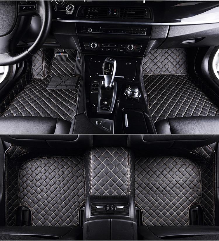 ETOATUO автомобильные коврики для Renault все модели logan scenic fluence duster megane captur laguna kadjar автомобильный коврик автомобильные коврики