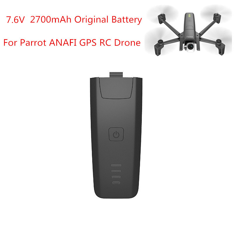 Battery Accessories 7.6 V 2700mAh Original Battery For Parrot ANAFI GPS Remote Control Aircraft Drone Parrot ANAFI Drone Battery