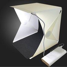 Portable Led Studio Light Box Mini Soft Light Box Small Led Mini Photography Mini Photography Light Box