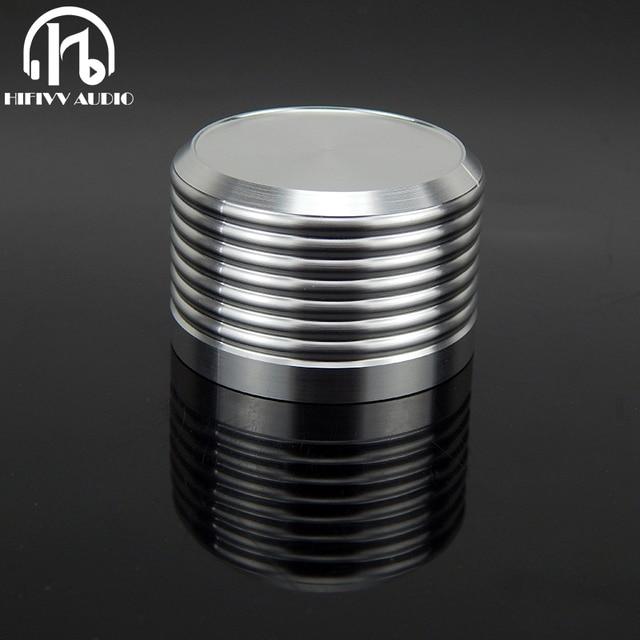 Aluminium Volumen knob 1 stücke Durchmesser 38mm Höhe 25mm verstärker Potentiometer knob