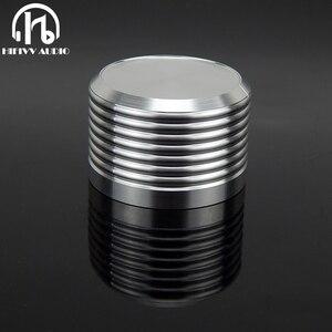 Image 1 - Aluminum Volume knob 1pcs Diameter 38mm Height 25mm amplifier Potentiometer knob