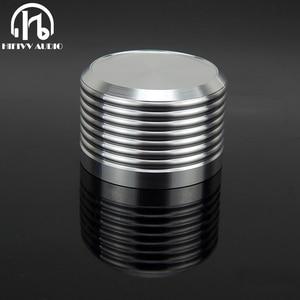 Image 1 - Botão de volume de alumínio 1 pces diâmetro 38mm altura 25mm amplificador potenciômetro botão