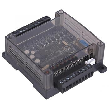 PLC Programmable Controller Module Industrial Control Board FX1N 20MT Board Industrial Programmable Logic Controller with Brown wecon lx 20 i o cost effective plc plc controller for industrial control