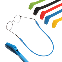 1PC Silicone Glasses Chain Sport Diving Waterproof Strap Sports Eyeglasses Sunglasses Cord Holder Kids Adult Eyewear Accessories