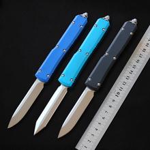MK X-70 nóż D2 ostrze T6Aluminum uchwyt na zewnątrz camping samoobrony wędkarstwo survivalowe noże myśliwskie taktyczne EDC narzędzia tanie tanio MIKER Maszyny do obróbki drewna 6061-T6Aluminum(CNC) Fixed blade knife