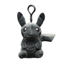 цена на New Quality  Height Stuffed Toy Cute Pikachu Plush Toy Doll Cat Stuffed Plush Doll Stuffed Animal Plush Toy Foll Key Ring