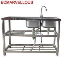 Lavandino Tarjas Para Cuba Banheiro Evier Wasbak Lavello Cucina Umywalka Lavabo Pia Cozinha Kitchen Sink Fregadero de Cocina