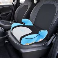 Multi function Car Safety Seat Booster Pad Portable Seat for Kids U1JF