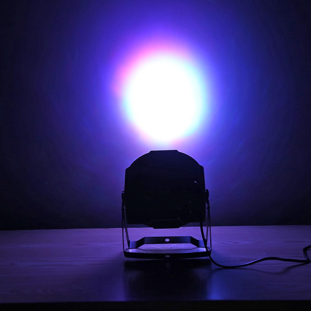 18LED Par Lamp KTV Bar Club DJ Disco Music Party Stage Lights Laser Projector Low Power Consumption High Brightness