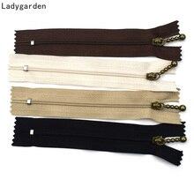 10PCS 3# Nylon Zipper Close End Zip DIY Jacket Coat Bag Tent Zipper Sewing Clothing Garment Accessories DIY Sewing Bag 12-20cm