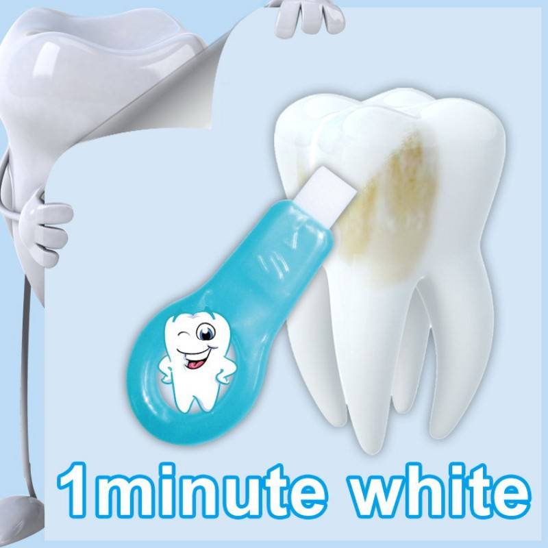 Innovative Oral Hygiene Teeth Whitening Stains Remover Teeth Cleaning Tool Product