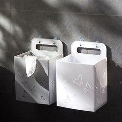1 szt. Składany organizer na ubrania wielofunkcyjny kosz do przechowywania bielizny wiszące pudełko do łazienki w Organizery do szuflad od Dom i ogród na
