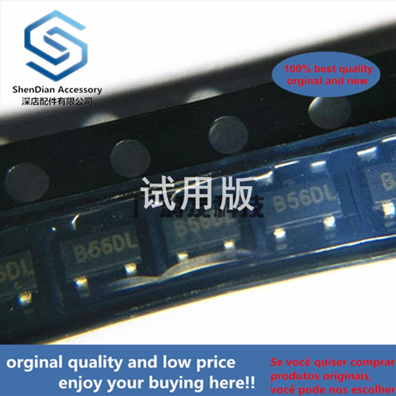 10pcs 100% Orginal New AP432RL-7 Voltage Reference IC Silkscreen B5 SOT-23 AP432RG-7