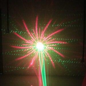 Image 5 - Dj 무대 레이저 빛 2019 최신 2in1 스트로브 레이저 조명 디스코 홈 파티 휴일 스트로브 프로젝터