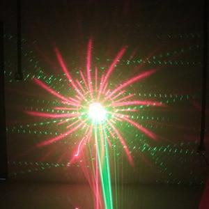 Image 5 - Luz láser para escenario DJ, iluminación estroboscópica 2 en 1, proyector estroboscópico para fiesta en casa, discoteca, vacaciones, 2019