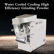Commercial Herbal Medicine Pulverizer High-efficiency Superfine Powder Machine High-power Continuous Grinding 37