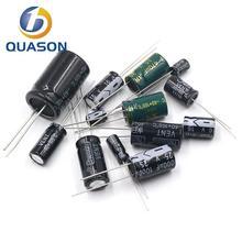 20 шт. 50 В 1 мкФ 4% 2A7 мм алюминий электролитический конденсатор 4X7 мм