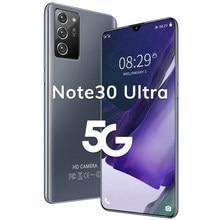 Téléphone portable Note30 Plus, Version globale, déverrouillage HD, 8 go + 6.1 go, Android 256, caméra 13 + 24MP, grande batterie 10.0 mAh, 4800
