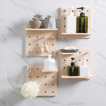 Étagère de rangement en plastique   Maison, stockage de planche à enrouler, salon cuisine chambre à coucher, cintres muraux, étagère de rangement de haute qualité