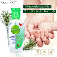 50ml Disposable Hand Sanitizer Quick-dry Disinfection Gel Antibacterial Portable Cute Wipe Out Bacteria Hand Sanitizer Gel